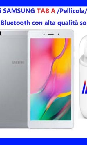 Samsung Tab A T290 pacchetto