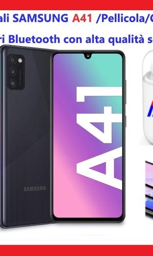 Samsung A41 pacchetto